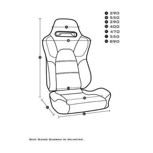 Sport Seat Edition JQ Measurement