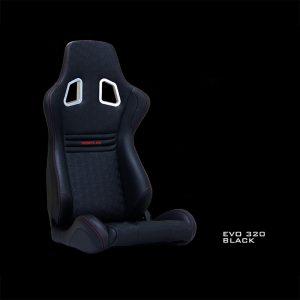 Sport Seat EVO 320 Black