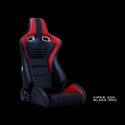 Sport Seat Viper 320 Red